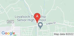 Google static map for Kaufman Funeral Home & Cremation Services