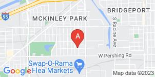 Google static map for Sourek Funeral Home