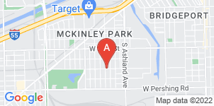 Google static map for Czachor Funeral Home