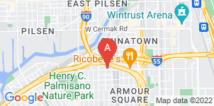 Google static map for Dalcamo Funeral Home