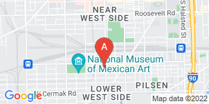 Google static map for Cordero Funeral Home