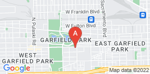 Google static map for Garfield Water's Funeral Home