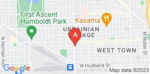 Google static map for John Rago Sons