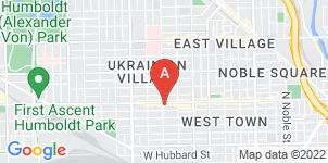 Google static map for Muzyka Funeral Homes