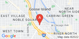 Google static map for Michalik Funeral Home