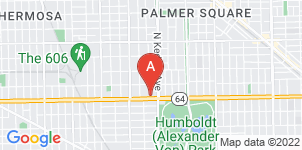 Google static map for Andersen Edward Funeral Home