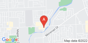 Google static map for Bagnasco & Calcaterra Funeral Home, Sterling Heights