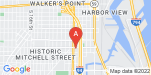 Google static map for Witkowiak Funeral Home