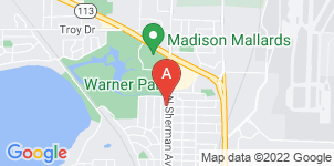 Google static map for Ryan Funeral Home