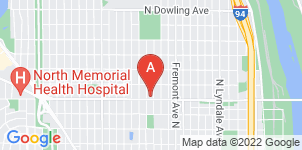 Google static map for Sundseth-Anderson Funeral Home
