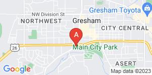Google static map for Bateman Carroll Funeral Home