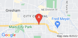 Google static map for Family Memorial Mortuary