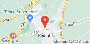 Google static map for  Redruth Funeralcare