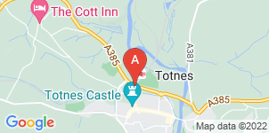 Google static map for Allwood of Totnes Funeral Directors