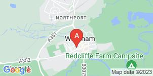 Google static map for Albert Marsh Funeral Directors, Wareham