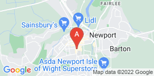 Google static map for Geoff Leather Funeral Directors, Newport