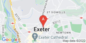 Google static map for Mitchell Funeral Directors