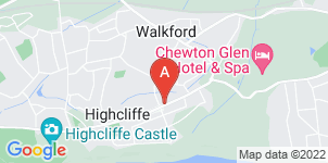Google static map for A V Ridout Funeral Service