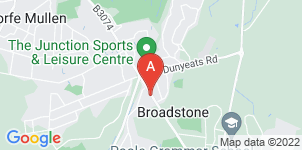 Google static map for A. H. Griffin Funeralcare, Broadstone