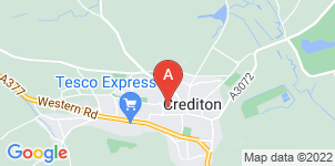 Google static map for A White & Sons Ltd