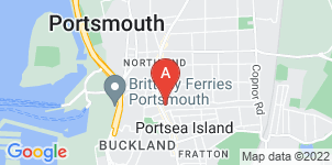 Google static map for A G Stapleford & Sons Funeral Directors, North End