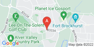Google static map for Co-operative Funeral Directors, Gosport Rowner