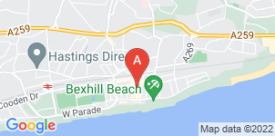Google static map for Mummery Funeralcare