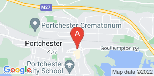 Google static map for A.G.Stapelford & Sons Funeral Directors