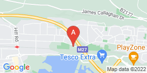 Google static map for Forever Together Funeral Care, Paulsgrove