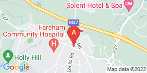 Google static map for B Matthews Funeral Directors, Park Gate
