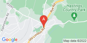 Google static map for Banfield & Pomphrey Funeral Directors