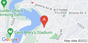 Google static map for Jonathan Terry Independent Funeral Directors, Peartree Avenue
