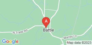 Google static map for Arthur C. Towner Ltd, Battle