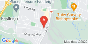 Google static map for Robert Shipp & Daughter Independent Family Funeral Directors