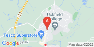 Google static map for Richard Green Funeral Service, Uckfield