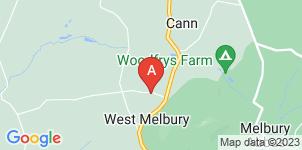 Google static map for Merefield & Henstridge