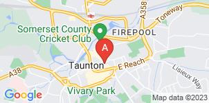 Google static map for Magdalene Funeral Service
