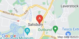 Google static map for Darren MacDonald Funeral Directors Ltd