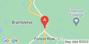Google static map for Alex Jones Funeral Directors Ltd, Forest Row