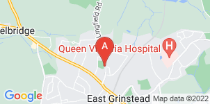 Google static map for Ballard & Shortall, East Grinstead