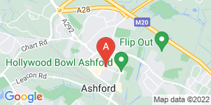 Google static map for F C Wood Funeral Directors