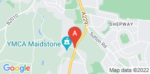 Google static map for Michael A Lawrence Funeral Directors