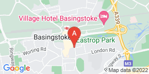 Google static map for Alexander & Dry Funeral Directors