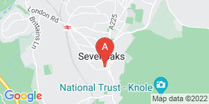 Google static map for Francis Chappell & Sons Funeral Directors, Sevenoaks