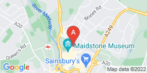 Google static map for Pickard & Beale Funeral Directors