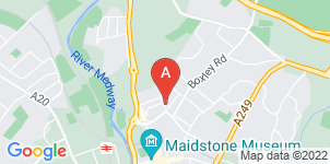 Google static map for Birds Family Funeral Directors, Maidstone