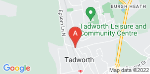 Google static map for Alan Greenwood & Sons Tadworth