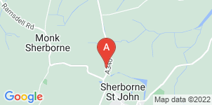 Google static map for A Monger Funeral Directors