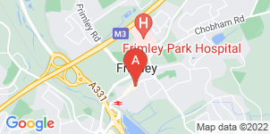 Google static map for Alan Greenwood & Sons Frimley