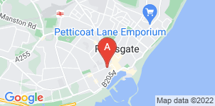 Google static map for Gore Brothers Ltd, Ramsgate